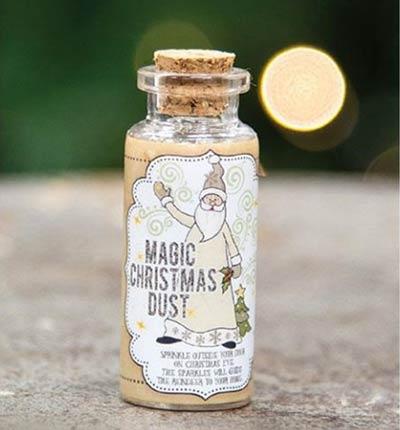 Magic Christmas Dust Bottle
