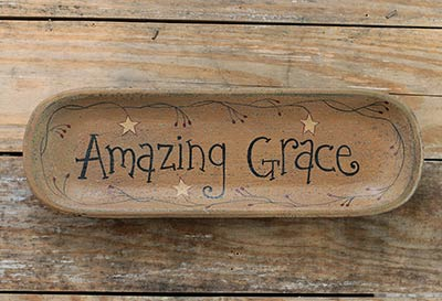 Amazing Grace Tray