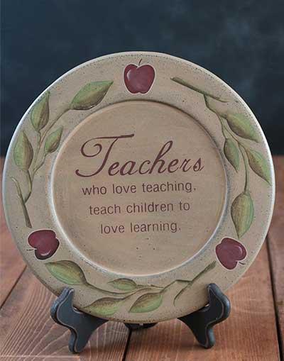 Teachers Plate