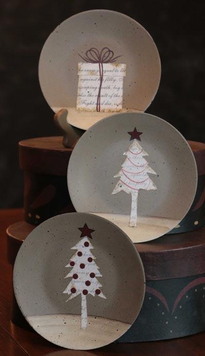 Winter Treat Jubilee Plates (Set of 3)