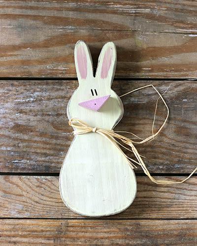 Primitive Bunny Wall Decor