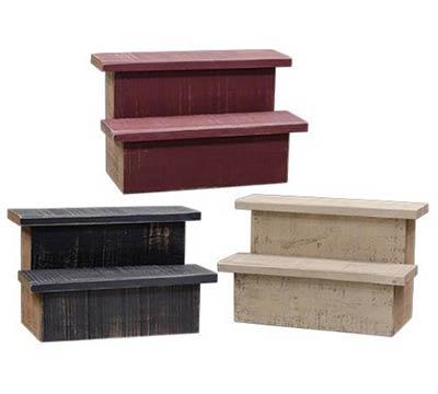Mini Wooden Steps