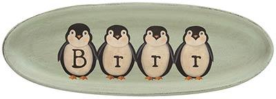 Brrrr Penguin Tray