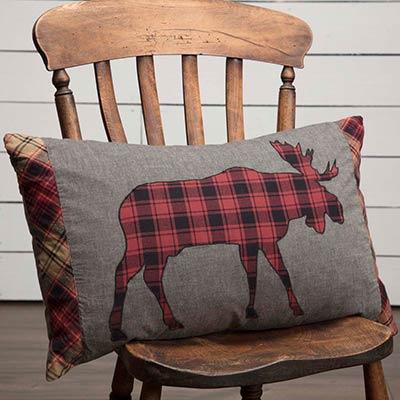 Cumberland Moose Pillow