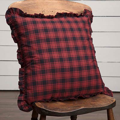 Cumberland Plaid Pillow