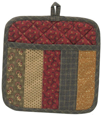 Hearth & Home Pot Holder with Pocket