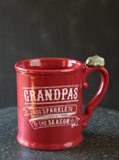Grandpas Add Sparkle Mug