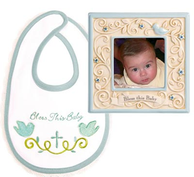 Bless This Baby Gift Set - Boy