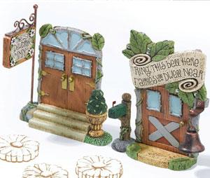 Fairy Door Figure