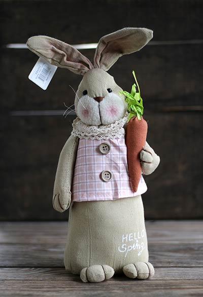 Hello Spring Bunny Doll