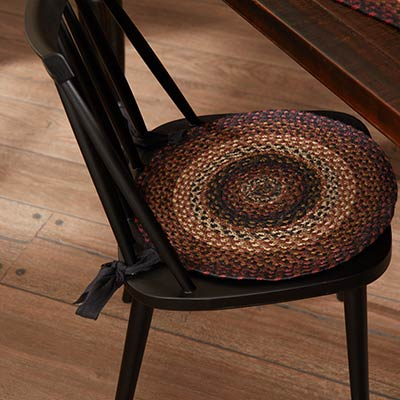 Beckham Braided Chair Pad