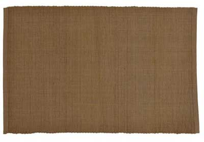 Cocoa Brown Placemat