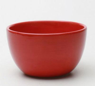 Sonoma Red Soup/Cereal Bowl
