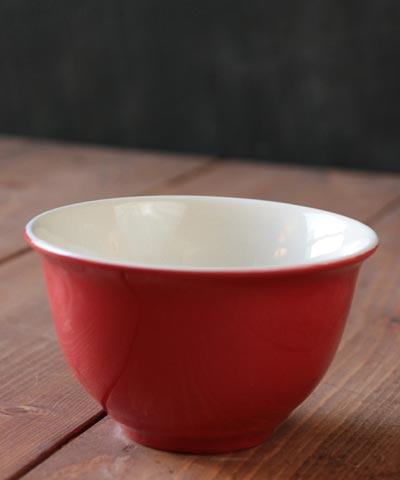 Red Prep Bowl