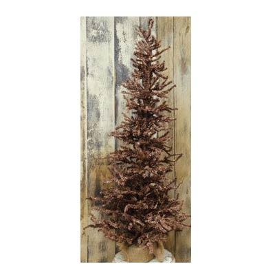 Brown Pine Tree -  4 foot