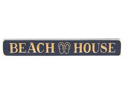 Beach House Shelf Sitter