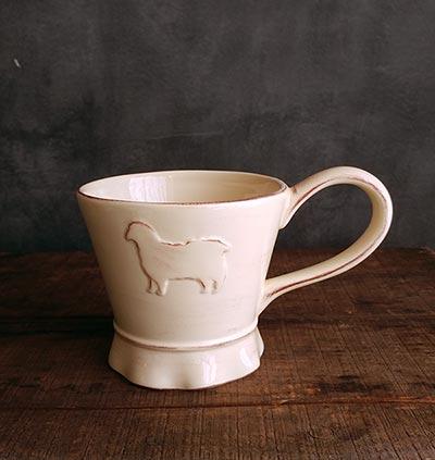 Farmhouse Sheep Mug