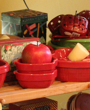 Apple Bowl - Small