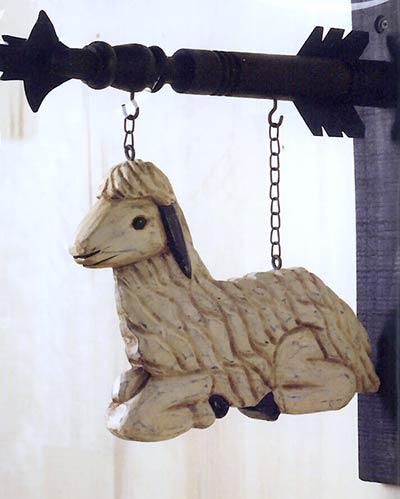 Lamb Arrow Replacement