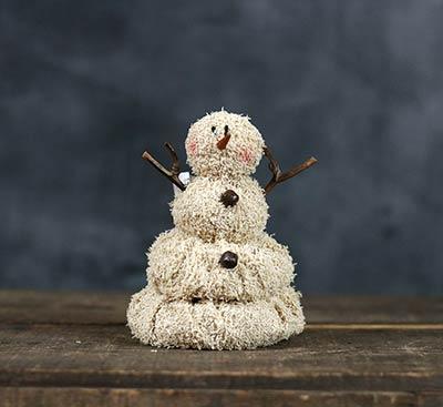 Melting Snowman Doll - Small