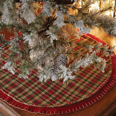 Claren Mini 21 inch Tree Skirt