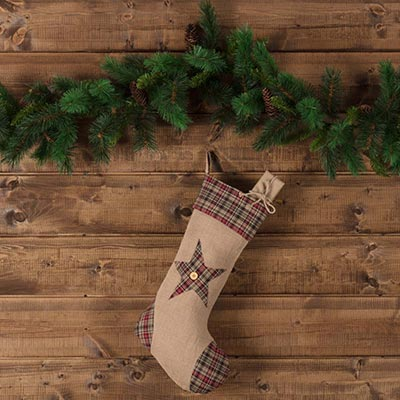 Clement Star 20 inch Stocking