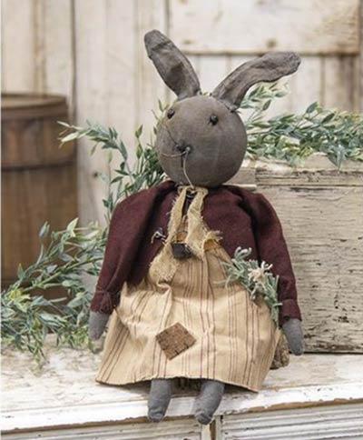 Effy Primitive Bunny Doll