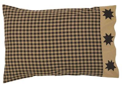 Dakota Star Pillow Cases (Set of 2)