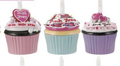 I'm All Yours Blow-out Cupcake Trinket Box