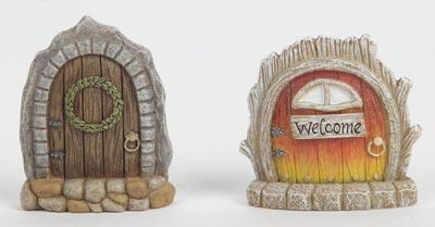 Small Fairy Door Figurine