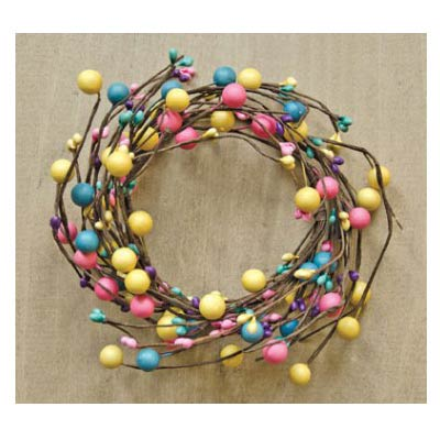 Candy Shop Berry Candle Ring - 3.5 inch