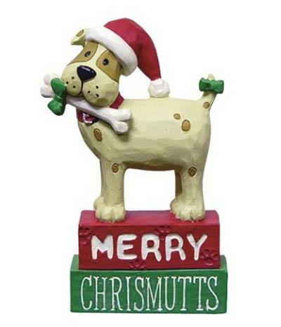 Merry Christmutts Dog