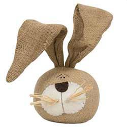 Stuffed Bunny Head