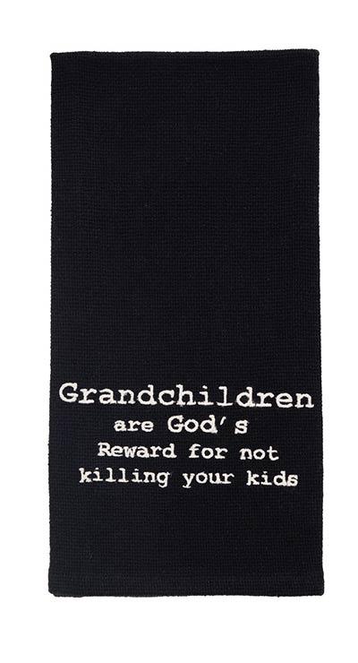 Grandchildren Dishtowel