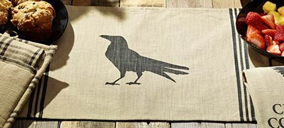 Olde Crow Placemat