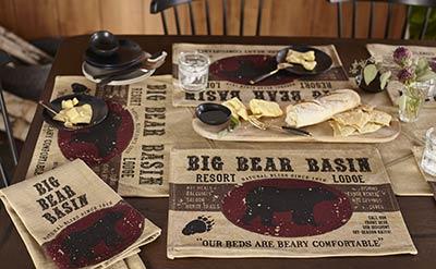 Big Bear Basin Placemat