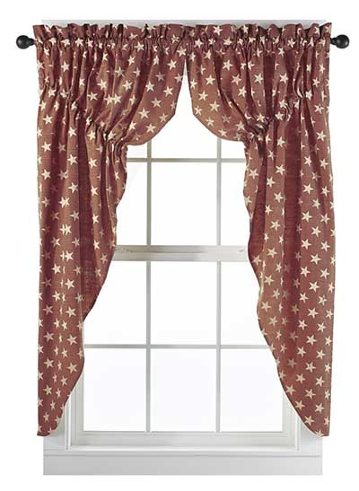 Stargazer Pino Prairie Curtain By Olivia S Heartland The Weed Patch