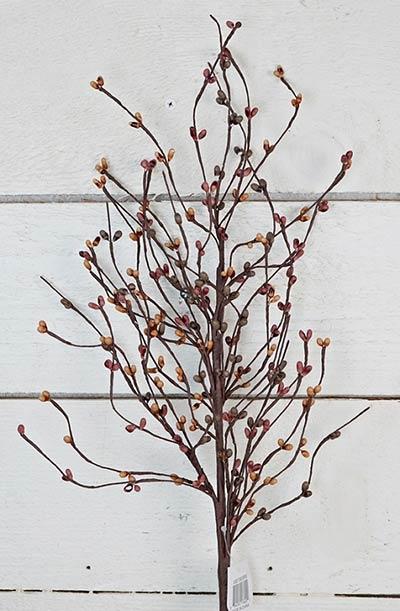 Rustic Wildflowers Pip Berry Spray