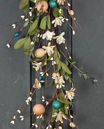 Natural Easter Garland