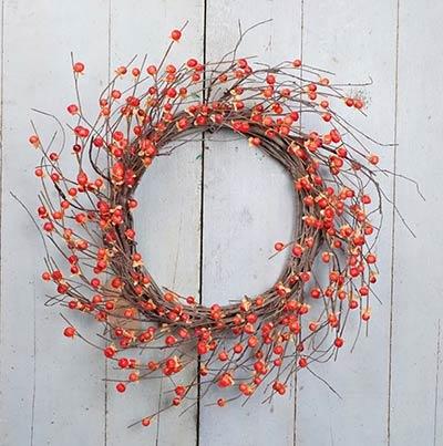 Bittersweet & Podka Twiggy Wreath