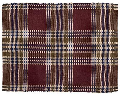 Jackson Wool & Cotton Rug (Multiple Size Options)