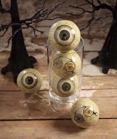 Halloween Decorative Balls (Set of 2)