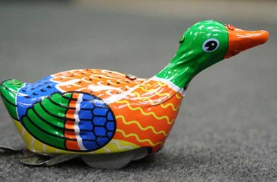 Wind Up Duck