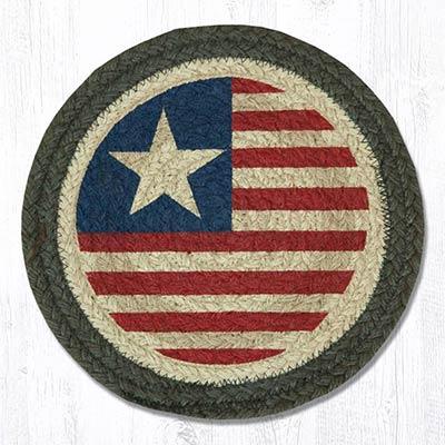 Original Flag Braided Trivet