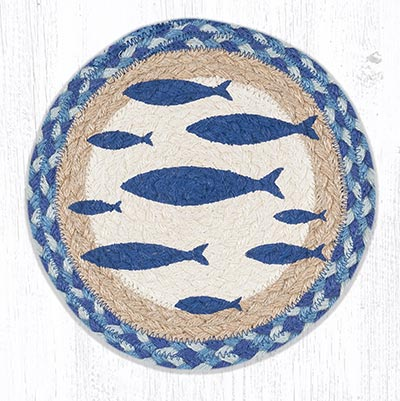 MSPR-443 Fish 10 inch Tablemat