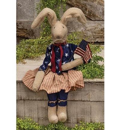Betsy Bunny (Natural)