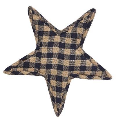 Navy Star Trivet