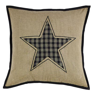 Revere Star Throw Pillow Cover