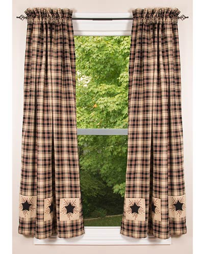 Hartford 63 inch Curtain Panels