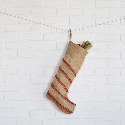 Revelry Jacquard 20 inch Stocking